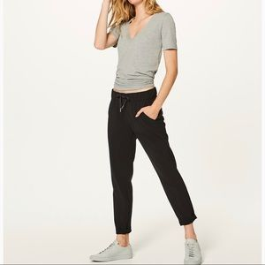 Lululemon On The Fly Knit Pants 6